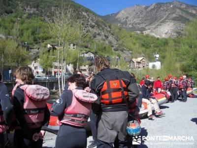 Rafting Noguera Pallaresa - Parque Nacional de Aigüestortes y Lago San Mauricio; paseos por madrid